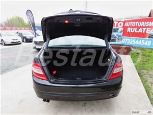 Mercedes-benz Clasa C 180 /  RATE FIXE SI EGALE / LIVRARE GRATUITA / GARANTIE / BUY-BACK - imagine 19