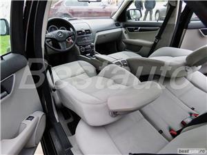 Mercedes-benz Clasa C 180 /  RATE FIXE SI EGALE / LIVRARE GRATUITA / GARANTIE / BUY-BACK - imagine 11
