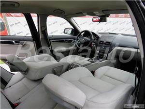Mercedes-benz Clasa C 180 /  RATE FIXE SI EGALE / LIVRARE GRATUITA / GARANTIE / BUY-BACK - imagine 12