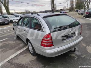 Mercedes-benz Clasa C C 220 - imagine 3