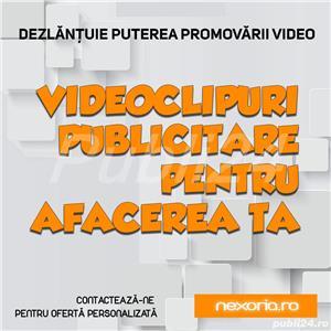 LUCREAZĂ DE ACASĂ câștigi pe loc 20%, nexoria.ro VINDE VIDEOCLIPURI PUBLICITARE - imagine 1