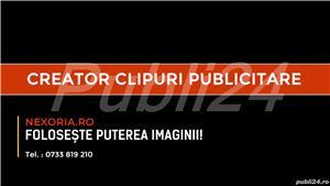 LUCREAZĂ DE ACASĂ câștigi pe loc 20%, nexoria.ro VINDE VIDEOCLIPURI PUBLICITARE - imagine 2