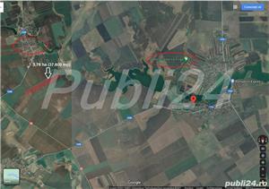 Teren in suprafata de 3,76 ha (37.600 m.p.), aflat in comuna Fulga, judetul Prahova - imagine 2