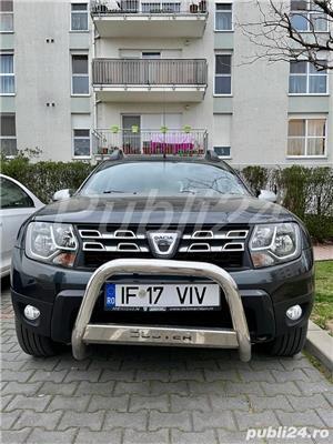 Proprietar Dacia Duster 4X4 Diesel 1.5 Tdci 110 Cp. 6 + 1 viteze  - imagine 1