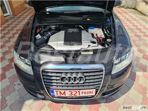 Audi A6 Revizie + Livrare GRATUITE, Garantie 12 Luni, RATE FIXE, 2700 Tdi,190cp, 2011 - imagine 20