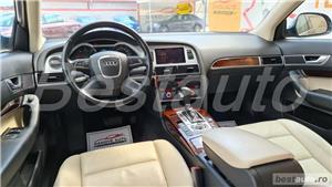 Audi A6 Revizie + Livrare GRATUITE, Garantie 12 Luni, RATE FIXE, 2700 Tdi,190cp, 2011 - imagine 12