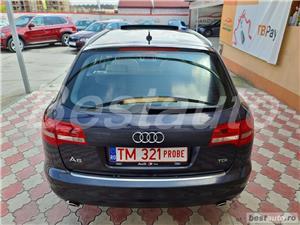 Audi A6 Revizie + Livrare GRATUITE, Garantie 12 Luni, RATE FIXE, 2700 Tdi,190cp, 2011 - imagine 9