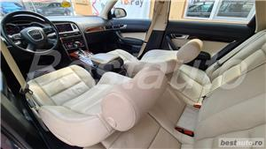 Audi A6 Revizie + Livrare GRATUITE, Garantie 12 Luni, RATE FIXE, 2700 Tdi,190cp, 2011 - imagine 11