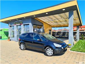 FORD   S - MAX   EURO 5   174.000 KM   LIVRARE GRATUITA/Garantie/Finantare/Buy Back  - imagine 2