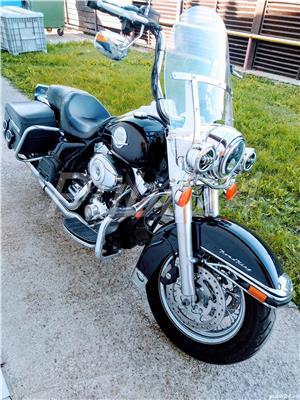 Harley davidson Road King - imagine 5