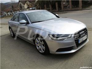 Audi A6 Quattro S-Line Plus 3.0 TDI, 2012 - imagine 2