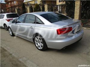 Audi A6 Quattro S-Line Plus 3.0 TDI, 2012 - imagine 5