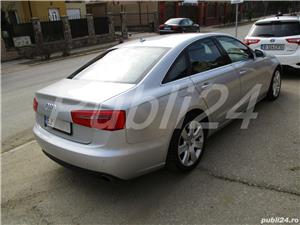 Audi A6 Quattro S-Line Plus 3.0 TDI, 2012 - imagine 6