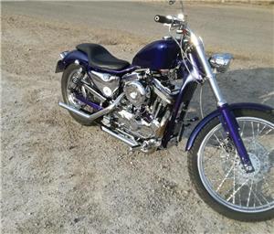 Harley davidson XLH - imagine 1