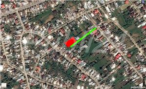 Teren Strejnicu-Prahova. 400mp intravilan. Deschidere 12,5m - imagine 5