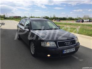 Audi A6 2.5 TDI V6 6+1 Trepte Inmatriculat Ro - imagine 5