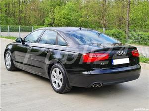 Audi A6 an fab. 2012  2.0 TDI 177 cp   Full NEON accept variante auto.  - imagine 8