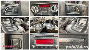 Audi A3 2.0 TDI 140 cp Xenon Piele Audio Bose S line Jante 18 - imagine 4