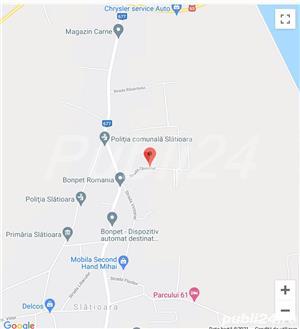 Vand 4250 mp teren in Slatioara, jud Olt, zona Glod, Zăvoiului - imagine 1