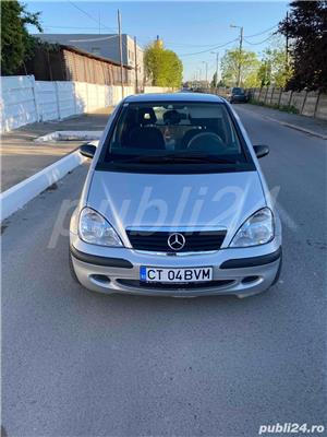Mercedes-benz Clasa A A 170 Mercedes-benz Clasa A A 170 2002 . Oferit de Persoana fizica.