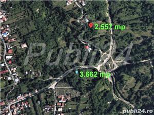 2 X Terenuri Intravilane cu Pret atractiv in Brebu, Prahova - imagine 1