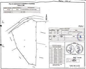 2 X Terenuri Intravilane cu Pret atractiv in Brebu, Prahova - imagine 4