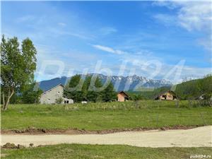 Teren intravilan la munte situat  la 49 km de Sinaia, 34 lm de Predeal, 41km  de Busteni  - imagine 1