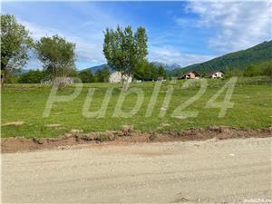 Teren intravilan la munte situat  la 49 km de Sinaia, 34 lm de Predeal, 41km  de Busteni  - imagine 3
