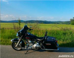 Chopper Harley davidson electra glide - imagine 10