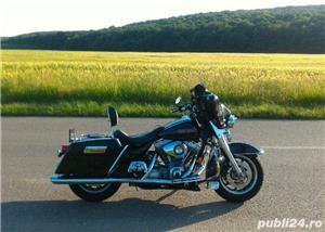 Chopper Harley davidson electra glide - imagine 9