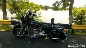 Chopper Harley davidson electra glide - imagine 2