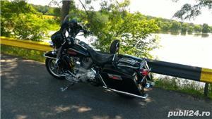 Chopper Harley davidson electra glide - imagine 1