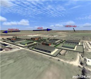Teren edificabil la sosea,.Ortisoara Timis. 62.000 m patrati - imagine 6