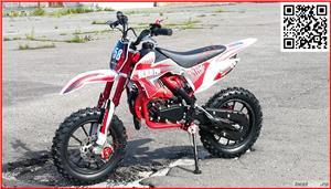 "MOTO CROSS 50CC midi DIRT BIKE - Poket J10"" OFERTA livrare GRATIS - imagine 5"