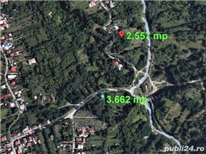 Doua Terenuri Intravilane cu Pret corect in Brebu, Prahova - imagine 6