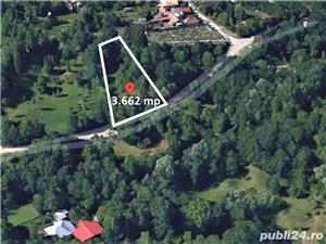 Doua Terenuri Intravilane cu Pret corect in Brebu, Prahova - imagine 2