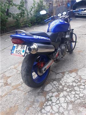 Honda Hornet 600 cc / an 2000 - imagine 8