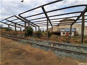 Depozit la calea ferata, Hale industriale Ortisoara, Direct Proprietar. - imagine 6