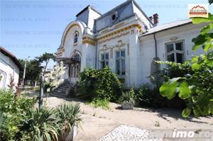 Casa Monument CARACAL pretabila clinica, birouri, hotel boutique. COMISION 0% - imagine 3
