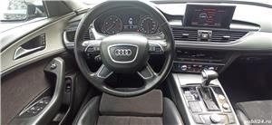 Audi A6 C7 Audi A6 (C7) Avant 2.0 TDI 177 CP Automat. Înmatriculată în 2021, țara de origine: Germania<br>Motor 2.0 TDI, 177 HP<br><br>Opțiuni:<br>- cutie de