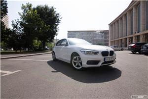 Bmw Seria 1 118 BMW Seria 1 118d. Se poate vedea si in filmul de mai jos:<br><br>https://youtu.be/hOekzXrCeaE<br><br>Pilot automat; Bluetooth; Scaune încălzite;