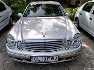 Mercedes-benz Clasa E E 220 Mercede-Benz E Class 220. Vand Mercedes-Benz E-Class 220<br>FULL-OPTION,dublu climatronic,oglinzi heliomate,geamuri fumurii omologate,carlig de