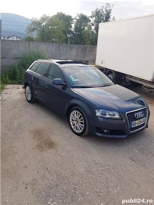 Audi A3 euro 5   2 diesel audi a3 2009 euro 5   2 diesel.  Audi a3 Euro 5 <br><br>Transport la adresa clientului<br><br>An fabricatie 2009<br>Motor 1968 diesel<br>CP 140<br>Km