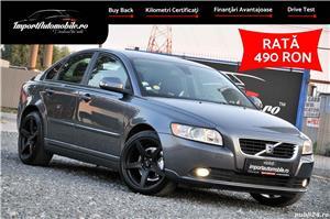 Volvo S40 VOLVO S40. ///VOLVO S40 1.6 110CP///<br><br>*Model : FEELING EDITION<br><br>*Prima inmatriculare : 07.2009<br>*Geamuri electrice<br>*Interior