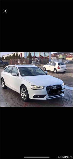 Audi A4 B8 Audi A4. vând audi A4 2013 b8 2.0d 177cp mașina proprietate pentru mai multe INFO contactați-mă