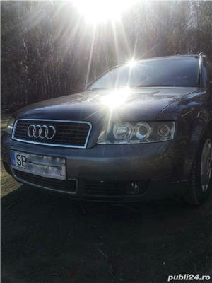 Audi A4 B6 Audi a4 b6 1.9 tdi. Vand audi A4 b6 1,9 tdi<br>1,9 tdi 131 cp , cod motor AWX<br>Geamuri electrice <br>Inchidere centralizata <br>Jante aluminiu