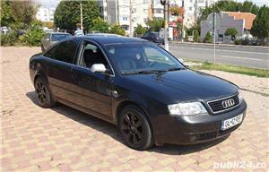 Audi A6 C5 vand urgent Audi A6. Număr telefon    <br><br>Vând urgent audi A6 c5 2.5 TDI  163 cp <br>Curie manuala 6+1<br>Mașina arată funcționează foarte bine