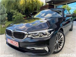 Bmw Seria 5 530 BMW Seria 5 530d. An: 2017<br>Km: 98.000<br>Motor: 3.0 Diesel 265 CP Euro 6<br>Model Luxury Line<br>- sistem audio Bowers &amp; Wilkins ( optiune
