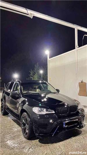 Vand BMW X5 2012 Primul proprietar Vând BMW X5 2012, Facelift, euro 5, primul proprietar cu următoarele dotări:<br><br>*Cutie viteze 8+1 (recent schimbat ulei și filtru)<br>*Cutie