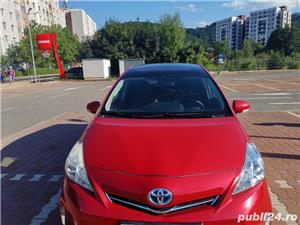 Toyota Prius Toyota prius plus 7 locuri hibrid GPL . Toyota prius plus 7 locuri<br>Hibrid<br>Gpl consum 5 l gaz<br>Impozit 5 lei pe an<br>Auto îngrijit și